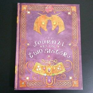 2/10 My Little Pony The Journal of the Two Sisters